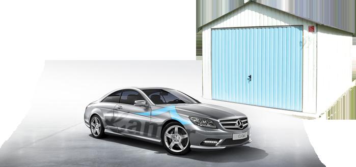 Auto-Garaż Kamar
